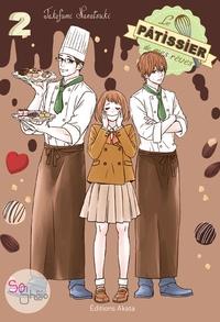 Takafumi Nanatsuki - Le pâtissier de mes rêves Tome 2 : .