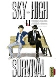 Takahiro Oba et Tsuina Miura - Sky-high survival, tome 11.