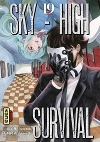 Takahiro Oba et Tsuina Miura - Sky-high survival - Tome 19.