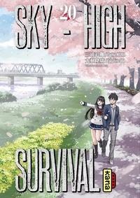 Takahiro Oba et Tsuina Miura - Sky-high survival, tome 20.
