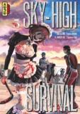 Takahiro Oba et  Tsuina Miura - Sky-high survival - Tome 5.
