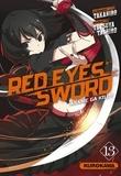 Takahiro et Tetsuya Tashiro - Red Eyes Sword Tome 13 : .