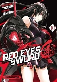 Takahiro et Kei Toru - Red Eyes Sword - Zero ! Tome 10 : Edition limitée avec jaquette recto-verso et 3 cartes inédites offertes !.