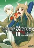 Takako Hasekura - Spice & wolf tome 1.