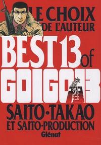 Takao Saito - Best 13 of Golgo 13  : Le choix de l'auteur.