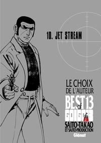 Takao Saito - Golgo 13 - Le choix de l'auteur - Jet Stream.