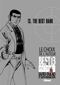 Takao Saito - Golgo 13 - Le choix de l'auteur - The Best Bank.