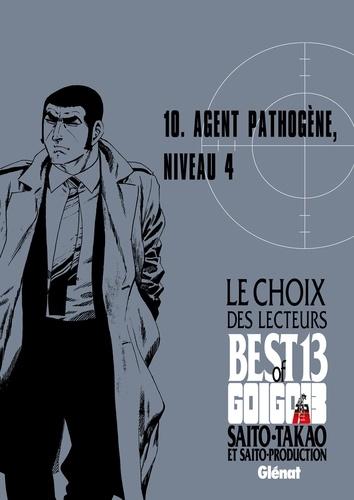 Takao Saito - Golgo 13 - Le choix des lecteurs - Agent pathogène, niveau 4.