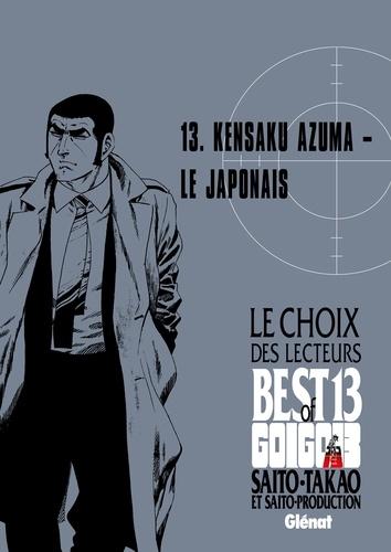 Takao Saito - Golgo 13 - Le choix des lecteurs - Kensaku Azuma, le Japonais.