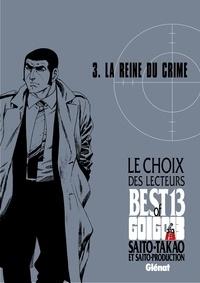 Takao Saito - Golgo 13 - Le choix des lecteurs - La Reine du crime.