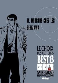Takao Saito - Golgo 13 - Le choix des lecteurs - Meurtre chez les Serizawa.