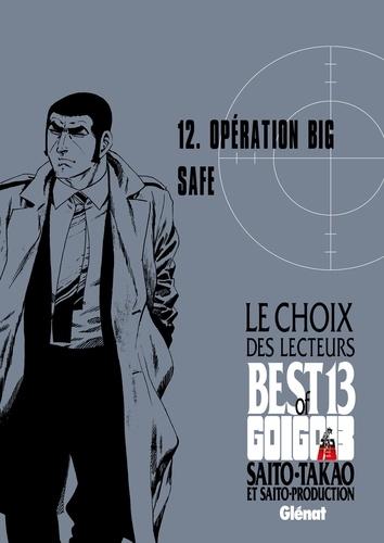 Takao Saito - Golgo 13 - Le choix des lecteurs - Opération Big Safe.