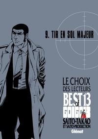 Takao Saito - Golgo 13 - Le choix des lecteurs - Tir en sol majeur.