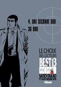 Takao Saito - Golgo 13 - Le choix des lecteurs - Une seconde sur 36 000.