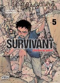 Takao Saito et Akira Miyagawa - Survivant, l'histoire du jeune S Tome 5 : .