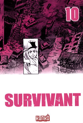 Takao Saito - Survivant Tome 10 : .