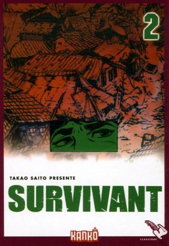 Takao Saito - Survivant Tome 2 : .