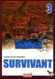 Takao Saito - Survivant Tome 3 : .