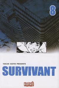 Takao Saito - Survivant Tome 8 : .