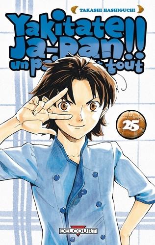 Takashi Hashiguchi - Yakitate Ja-Pan !! Tome 25 : .