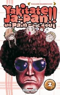 Takashi Hashiguchi - Yakitate Ja-Pan !! Tome 2 : .