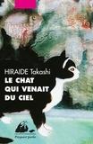 Takashi Hiraide - Le Chat qui venait du ciel.