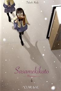 Takashi Ikeda - Sasamekikoto Tome 4 : .