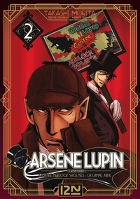 Takashi Morita - Arsène Lupin l'aventurier Tome 2 : Contre Herlock Sholmès : la lampe juive.