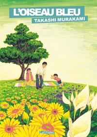 Takashi Murakami - L'oiseau bleu.