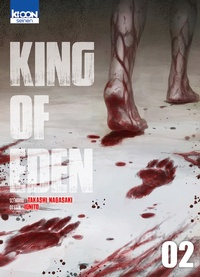 Takashi Nagasaki - King of Eden Tome 2 : .