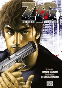 Takashi Nagasaki - Zig - la terreur est inacceptable.