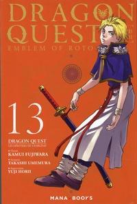Takashi Umemura et Kamui Fujiwara - Dragon Quest - Les héritiers de l'Emblème Tome 13 : .
