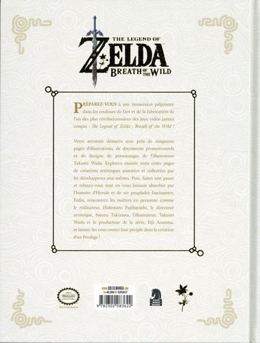 The Legend of Zelda : Breath of the Wild. La création d'un prodige
