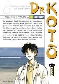 Takatoshi Yamada - Dr Kotô - Tome 1.