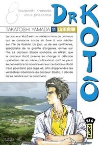 Takatoshi Yamada - Dr Kotô - Tome 11.