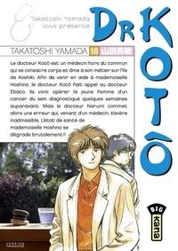 Takatoshi Yamada - Dr Kotô - Tome 18.