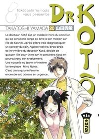 Takatoshi Yamada - Dr Kotô - Tome 20.