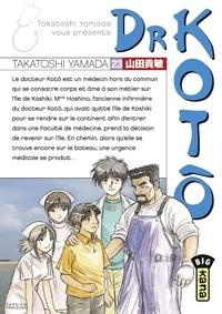 Télécharger un livre sur ipad 2 Dr Kotô - Tome 23 par Takatoshi Yamada en francais MOBI 9782505082408