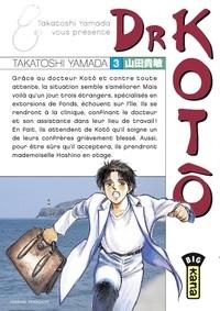 Takatoshi Yamada - Dr Kotô - Tome 3.