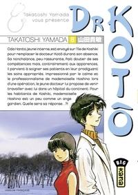 Takatoshi Yamada - Dr Kotô - Tome 8.