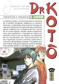 Takatoshi Yamada - Dr Kotô - Tome 9.
