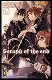 Takaya Kagami et Yamato Yamamoto - Seraph of the end, tome 15.