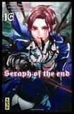 Takaya Kagami et Yamato Yamamoto - Seraph of the end - tome 16.