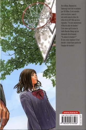 Slam Dunk Star edition Tome 1