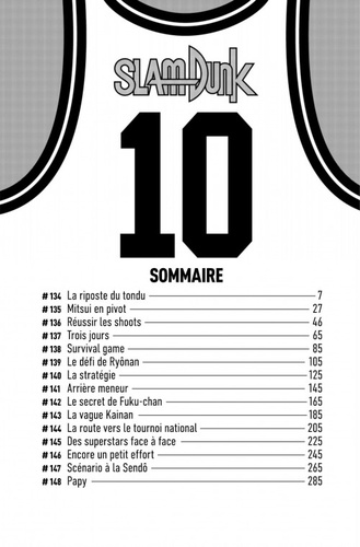 Slam Dunk Star edition Tome 10