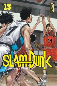 Takehiko Inoué - Slam Dunk Star edition Tome 13 : .