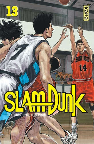 Slam Dunk Star edition Tome 13