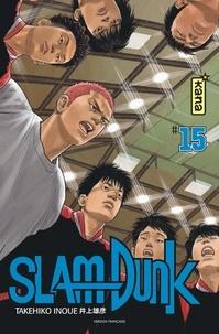 Takehiko Inoué - Slam Dunk Star edition Tome 15 : .