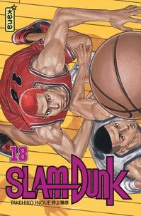 Takehiko Inoué - Slam Dunk Star edition Tome 18 : .