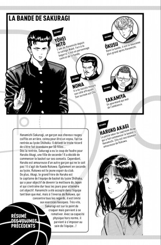 Slam Dunk Star edition Tome 2